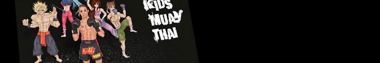 Kids Muay Thai poster