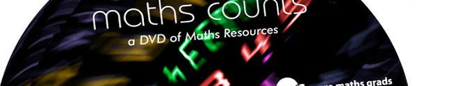 Maths Conts CDs and DVD replication
