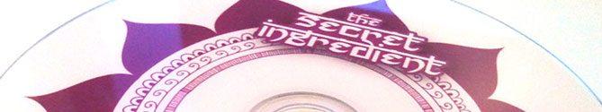 Secret Ingredient - DVD duplication