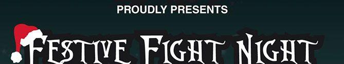 Sprawl n Brawl - Festive Fight Night
