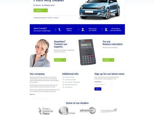 Monthly Website (Premium) - Payment Plan